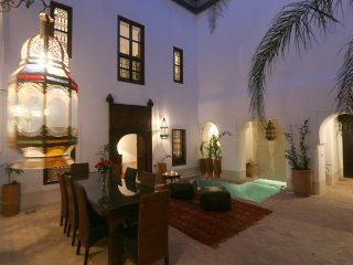 Dar Shariq luxury private rental wifi pool privacy - Marrakech vacation rentals