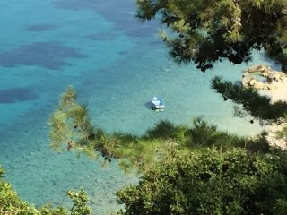 Romantic 1 bedroom Samos Town Condo with Internet Access - Samos Town vacation rentals