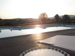 Gîtes Le Lait luxury holiday house + heated pool - Autun vacation rentals
