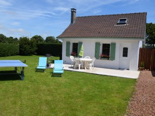 Gîte Little House avec jardin, parking, wifi, tv - Wailly-Beaucamp vacation rentals