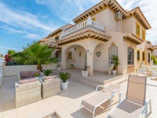 Beautiful Villa in Cabo Roig Torreveija - Cabo Roig vacation rentals