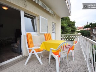 Nice apartments excellent peaceful location A2+2B - Biograd vacation rentals