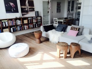 Apartment with balcony at Christianshavn - Copenhagen vacation rentals