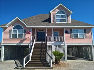 Beach house awaits you! Private Beach Community! - Harbor Island vacation rentals