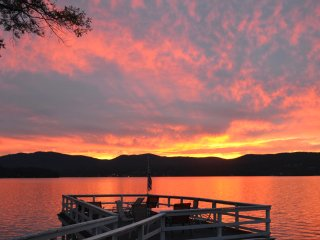 Bright 4 bedroom Lake George House with Internet Access - Lake George vacation rentals