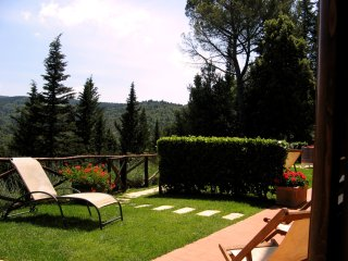 Holiday house Chianti Florence Siena with pool - Barberino Val d'Elsa vacation rentals
