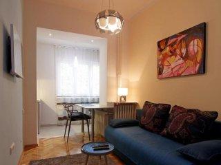 1 bedroom Apartment with Internet Access in Belgrade - Belgrade vacation rentals