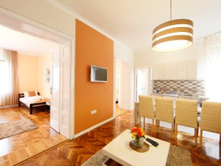 2 bedroom Apartment with Internet Access in Belgrade - Belgrade vacation rentals