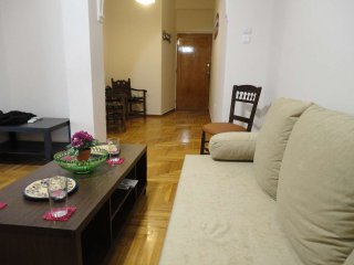 Nice, two bedroom, third floor apartment - Athens vacation rentals