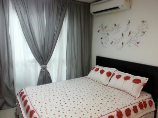 3 bedroom Apartment with A/C in Shah Alam - Shah Alam vacation rentals