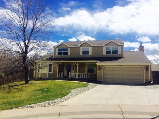 Large and Cozy Home, Quiet Culdesac - Arvada vacation rentals