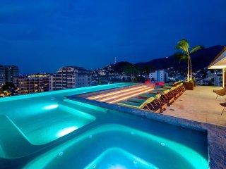 Penthouse Studio in new building PACIFICA - Puerto Vallarta vacation rentals