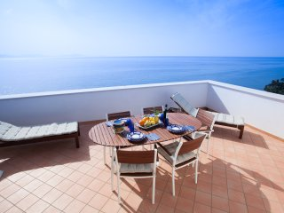 Amalfi Coast House Overlooking the Sea near Amalfi  - Lavinia - Amalfi vacation rentals