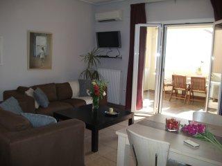Beautiful 1 bedroom Condo in Perdika with Television - Perdika vacation rentals