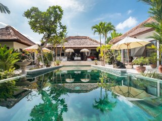 Affordable 3 bdrs in Canggu - Villa Tibu Indah - Tibubeneng vacation rentals