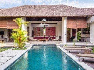 Cozy 3 bdrs villa Central Seminyak - Villa Arte - Kuta vacation rentals