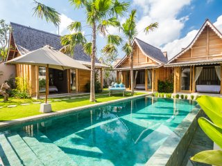Affordable 3 bdrs near Seminyak - Villa du Bah - Umalas vacation rentals