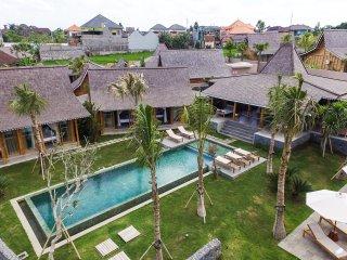 Amazing 8 bdrs villa near Seminyak - Villa Mannao - Umalas vacation rentals