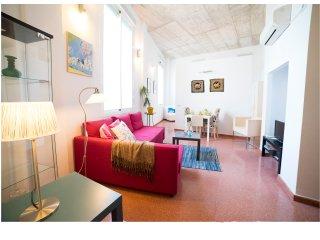 The artist's superior study Dos Aceras 32 - Malaga vacation rentals