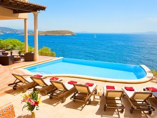 Spectacular Sea Frontline Villa Up to 20 Guests - Cala Vinyes vacation rentals