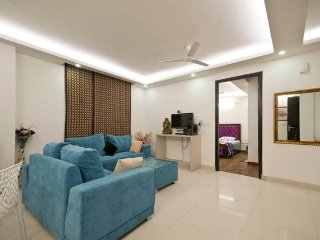 2BHK Lux Apmnt  at Special Price(Ltd Period offer) - New Delhi vacation rentals