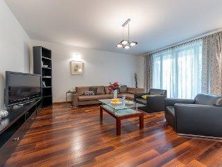 3 Bed. Apartment PATRIA LUX - Warsaw vacation rentals