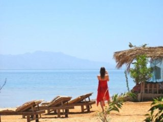 Bedouin Star Standard Triple beach bungalow Egypt - Nuweiba vacation rentals