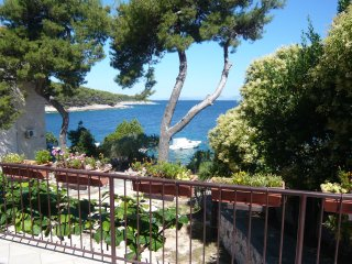 Sunset apartment, next to the sea in Postira, Brac - Postira vacation rentals