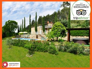 Tuscany Villa with pool - Villa le Capanne - Siena vacation rentals