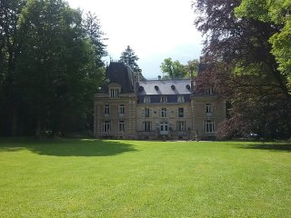 Chateau in Frankreich mit Park & Fluss & Pool - Ligny-en-Barrois vacation rentals