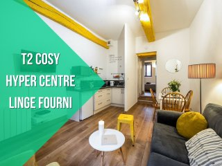 Nice Condo with Internet Access and Television - Vannes vacation rentals