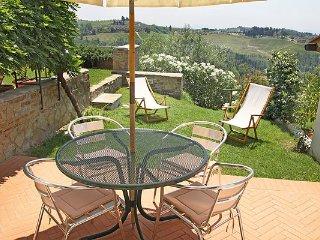 2 / 4 people apartment in the wineyards - Montespertoli vacation rentals