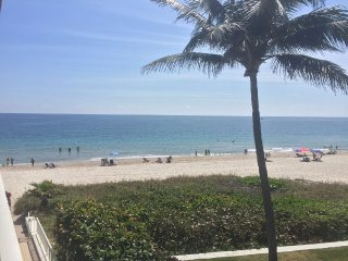 Ocean View Studio Aptartment - Be On the Beach - Lauderdale by the Sea vacation rentals