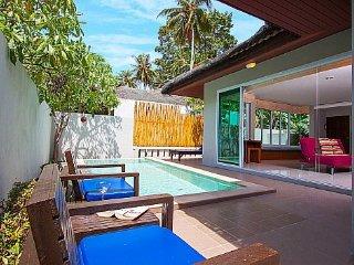 Stylish pool villa near Chaweng Beach - Koh Samui vacation rentals