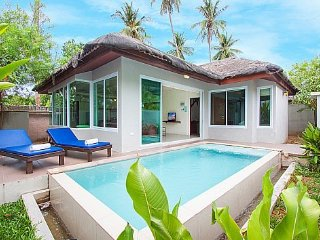 5-star 2 bed villa at Chaweng Beach - Koh Samui vacation rentals