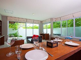 Modern resort pool villa with 2 beds - Koh Samui vacation rentals