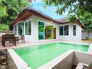 Exquisite 2 bed pool villa at Chaweng - Koh Samui vacation rentals