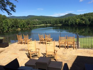 2+2 Condominium in a wilderness preserve resort - Jasper vacation rentals