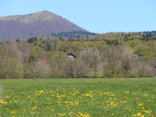 Confortable 6 rooms chalet 3 km from Puy de Dôme - Ceyssat vacation rentals