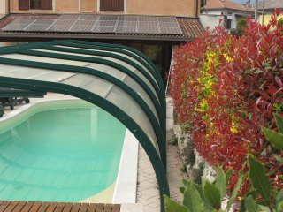 Lago Iseo Montagna Piscina Casa Guglielmo relax - Pisogne vacation rentals