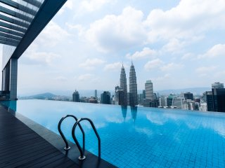*Sales* Exclusive Infinity Pool at KLCC-2BR Suites - Kuala Lumpur vacation rentals