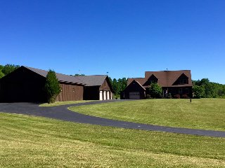 JUST LISTED! Gorgeous Adirondack Estate! 20+ acres - Cooperstown vacation rentals