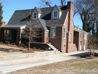 Beautiful Remodeled Historic Home for rent - Atlanta vacation rentals