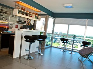 Luxury high rise, one bedroom, pool, 24 hr. sec. - Buenos Aires vacation rentals