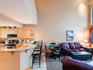 Fernie Lizard Creek Lodge 2 Bedroom + Loft Condo - Fernie vacation rentals