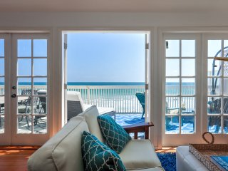 Oceanfront Malibu Cottage on Private Sandy Beach - Malibu vacation rentals