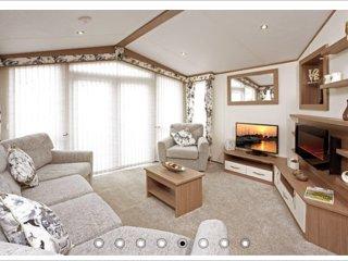 Luxury 3 bed Caravan. Camber Sands Park Resort. - Camber vacation rentals
