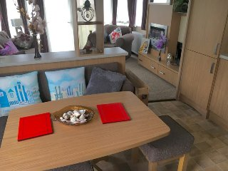Superb Luxury Caravan Whitecliff Bay - Bembridge vacation rentals