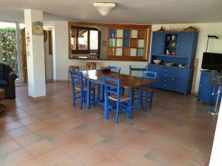 sunny villa, 50 metres from the sea - Fontane Bianche vacation rentals