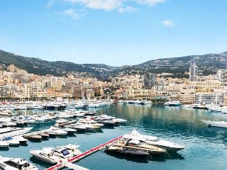 Extraordinary 4 Bedroom Apartment in Monaco-Ville - Monaco-Ville vacation rentals